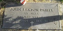 John Lawson Dailey
