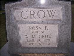 Rosetta Evelyn <i>Perryman</i> Crow