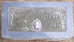 Millo Broshow