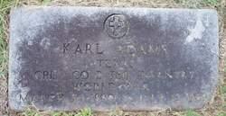 Karl Chuck Adams