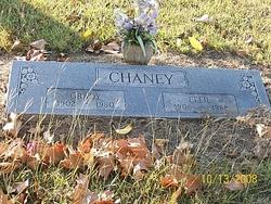 Effie Isabell <i>Daniel</i> Chaney