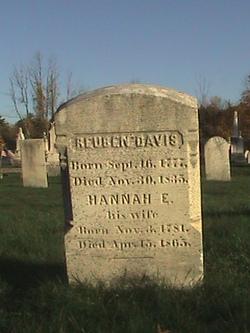 Hannah Emerson <i>Walker</i> Davis