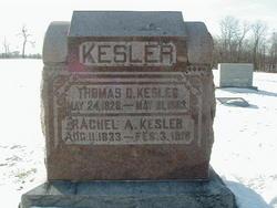 Rachel Ann <i>Miles</i> Kesler