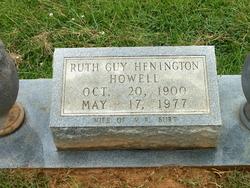 Kitty Ruth <i>Guy</i> Burt