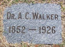 Dr A C Walker