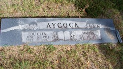 Marvin Aycock