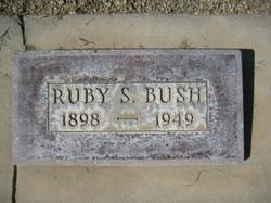 Ruby D. <i>Simpson</i> Bush