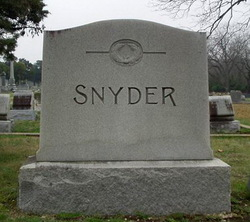 J. Elmer Snyder