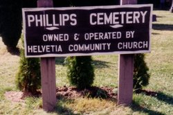 Old Phillips Church Cemetery