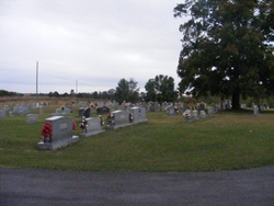 Corinth East Baptist Church Cemetery