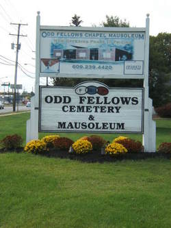 Odd Fellows Cemetery and Mausoleum