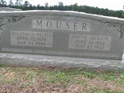 Rev Enoch Melvin Mouser
