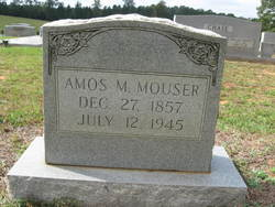 Amos Melvin Mouser