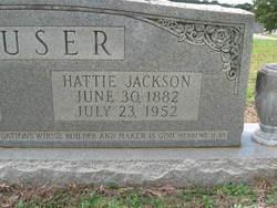 Hattie <i>Jackson</i> Mouser