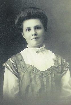 Gesina Margaretha Sena <i>Johnson</i> Warnkes