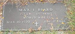 Max Irvin Beard
