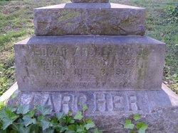 Dr Edgar Archer