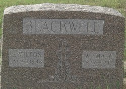 Wilma Augusta <i>Key</i> Blackwell