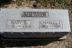 Mary Emma <i>Cupp</i> Shearer