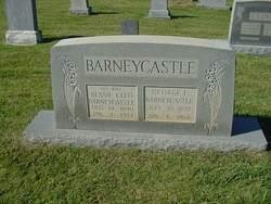 Bessie Cleo <i>Bumgarner</i> Barneycastle
