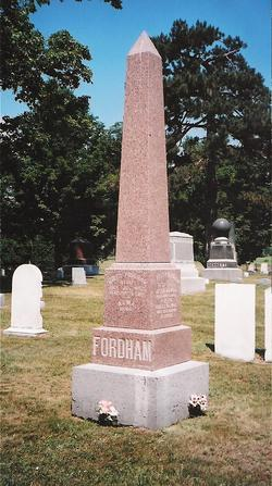 Alma <i>Layton</i> Fordham