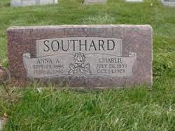 Anna Amanda <i>Johnson</i> Southard