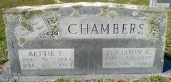 Bettie <i>Stewart</i> Chambers