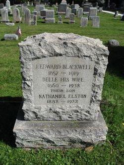 Jonathan Edward Blackwell