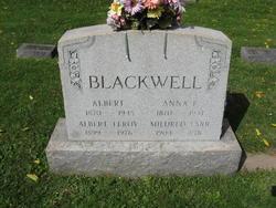 Anna R. <i>Sked</i> Blackwell
