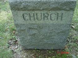 Pvt Isaac R Church