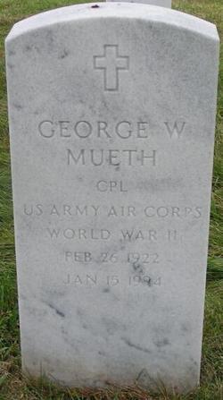 George William Mueth