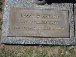 Sgt Terry W Bryant