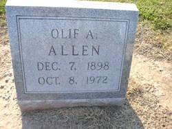 Olif Algerman O A Allen