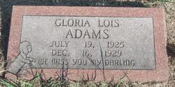 Gloria Lois Adams