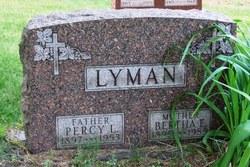 Percy L. Lyman