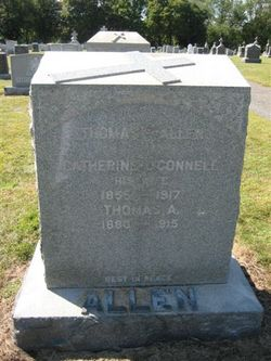 Catherine <i>O'Connell</i> Allen