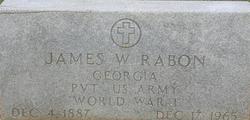 James Wesley Rabon