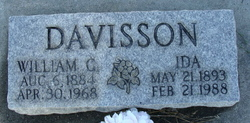 William Gustavus Gus Davisson