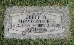 Sarah <i>Adams</i> Floyd-Roberts