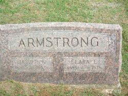 Clara E. <i>Campbell</i> Armstrong