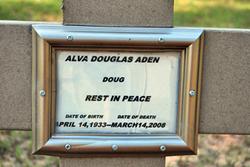Alva Douglas Aden