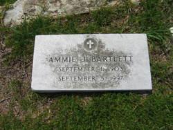 Ammie <i>J</i> Bartlett