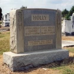 Lucy <i>Bristow</i> Holly