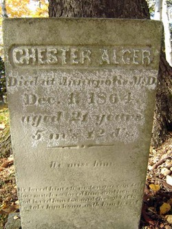 Chester Alger