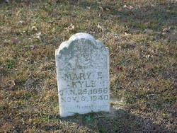 Mary Elizabeth <i>Whitescarver</i> Kyle