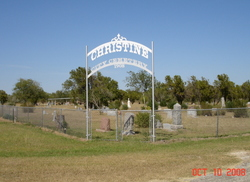 Christine City Cemetery