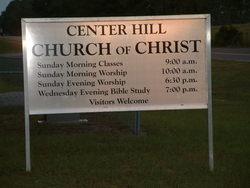Center Hill Church Of Christ Cemetery