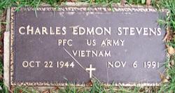 Charles Edmon Stevens