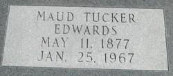 Maud Mae <i>Tucker</i> Edwards