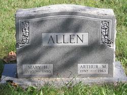 Arthur M Allen